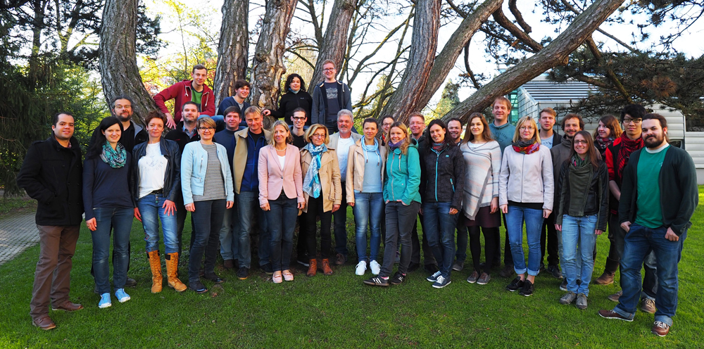 Die Plant Biomechanics Group Freiburg